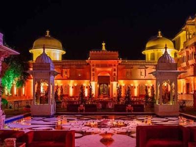 Destination Wedding venues in India   Wedding By Neeraj Kamra