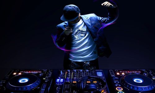 Disk Jockey for Entertainment