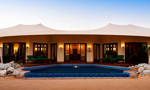 Weddings in Al Maha Desert Resort & Spa