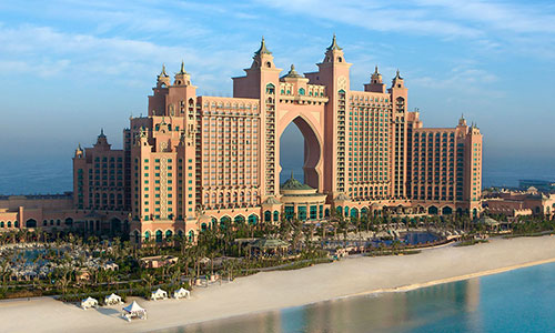Weddings in Atlantis - The Palm