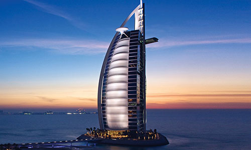 Weddings in Burj al Arab Jumeirah