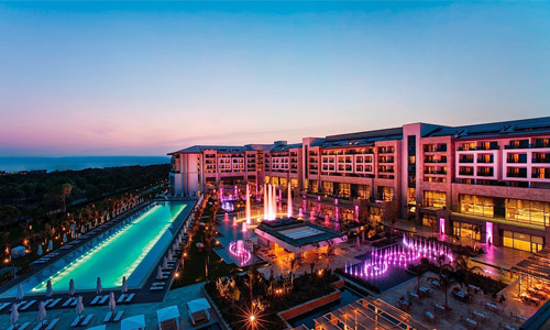Weddings in Regnum Carya Golf & Spa Resort