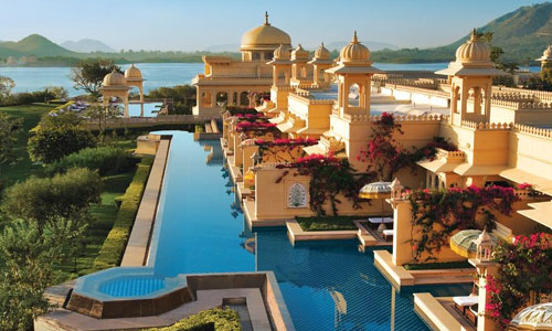 Weddings in The Oberoi Udaivilas