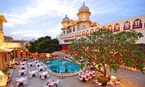Weddings in Shiv Niwas Palace