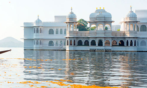 Weddings in Lake Palace