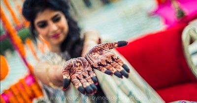 7 ways in which you can make your mehndi rasam the Talk of the Town