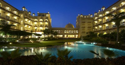 How much does a Destination Wedding At Le Meridian, Jaipur Cost?