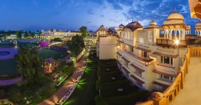 How much does a destination wedding at Taj Jal Mahal, Jaipur Cost?