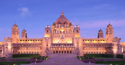How Much Does A Wedding At The Umaid Bhawan Palace, Jodhpur Costs?