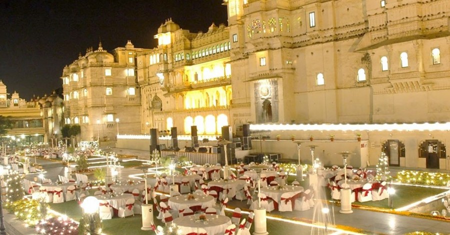 Best location in Udaipur for Weddings