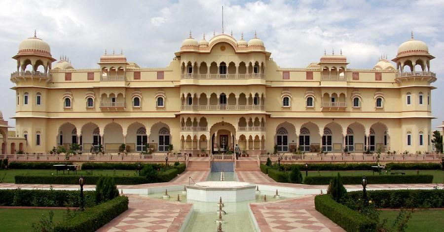 How Much Does A Destination Wedding At Chomu Palace Jaipur Cost