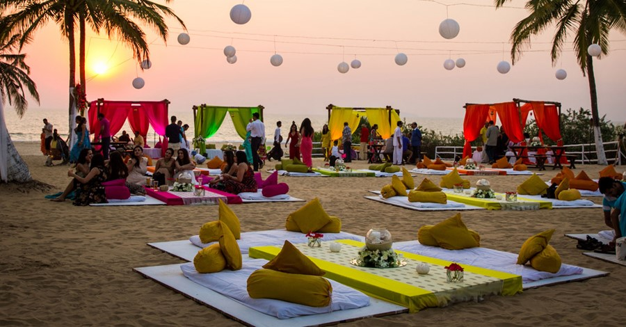 25 Out Of The Box Ideas For Your Destination Wedding: How Much Does A Destination Wedding In Goa Cost