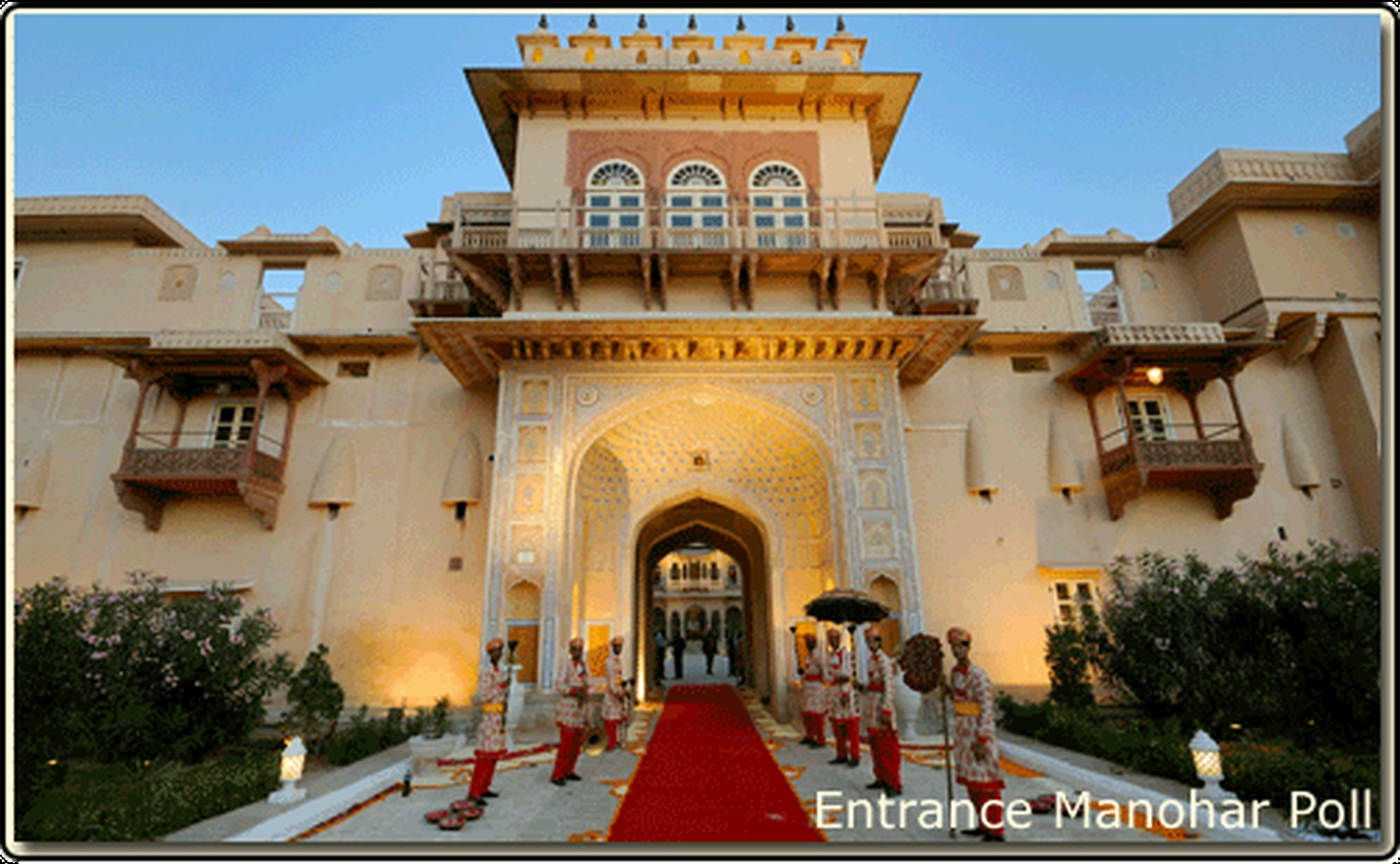 Chomu Palace Wedding Planner