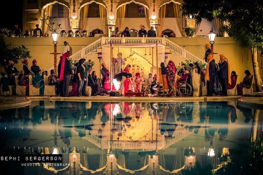 Samode Palace Jaipur weddings, Weddings in Jaipur, Samode Palace weddings