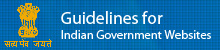 Guidelines for Indian Government Websites